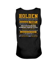 Holden - Completely Unexplainable Unisex Tank thumbnail