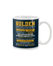 Holden - Completely Unexplainable Mug thumbnail