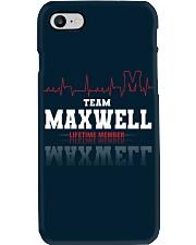 MAXWELL - Team DS02 Phone Case thumbnail