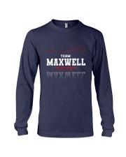 MAXWELL - Team DS02 Long Sleeve Tee thumbnail