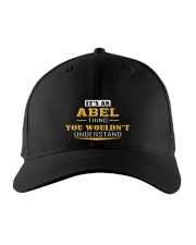ABEL - THING YOU WOULDNT UNDERSTAND Embroidered Hat front