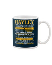 HAYLEY - COMPLETELY UNEXPLAINABLE Mug thumbnail