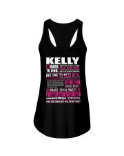 KELLY - 9 RARE TO FIND Ladies Flowy Tank thumbnail