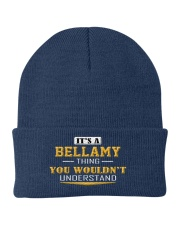 BELLAMY - THING YOU WOULDNT UNDERSTAND Knit Beanie thumbnail