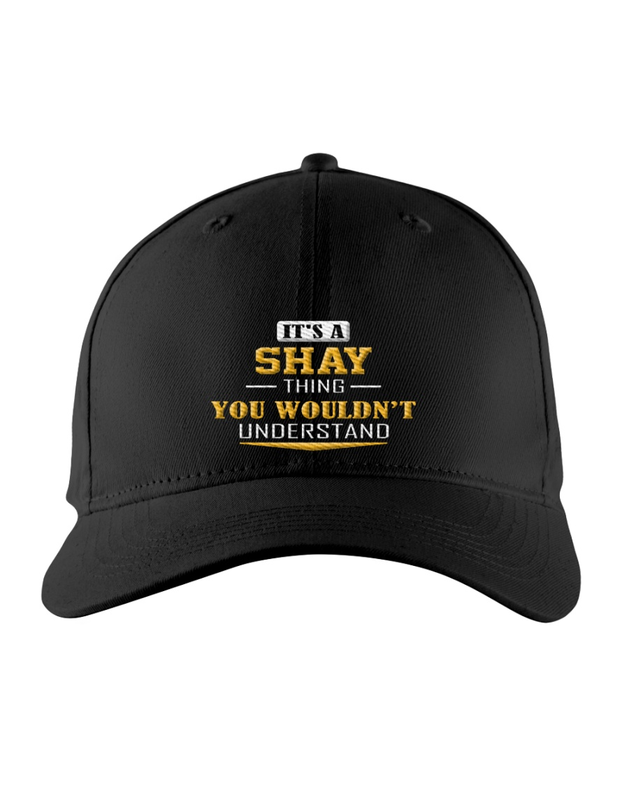 SHAY - THING YOU WOULDNT UNDERSTAND Embroidered Hat