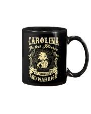 PRINCESS AND WARRIOR - CAROLINA Mug thumbnail