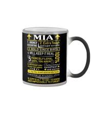 Mia - Sweet Heart And Warrior Color Changing Mug thumbnail