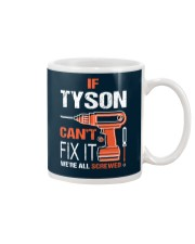 If Tyson Cant Fix It - We Are All Screwed Mug thumbnail