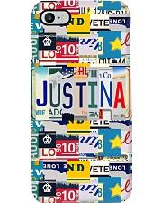Justina - Vintage Style Phone Case i-phone-7-case