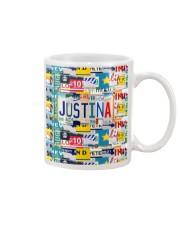 Justina - Vintage Style Mug thumbnail