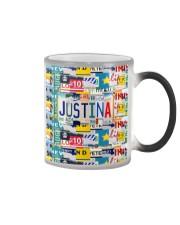 Justina - Vintage Style Color Changing Mug thumbnail