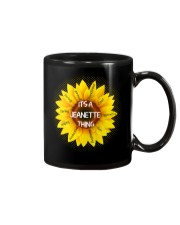 Its a Jeanette thing Mug thumbnail