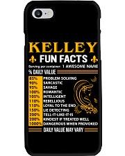 Kelley Fun Facts Phone Case thumbnail