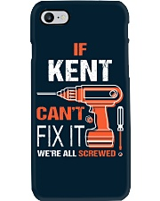 If Kent Cant Fix It - We Are All Screwed Phone Case thumbnail