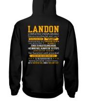 Landon - Completely Unexplainable Hooded Sweatshirt thumbnail