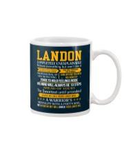 Landon - Completely Unexplainable Mug thumbnail