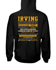 Irving - Completely Unexplainable Hooded Sweatshirt thumbnail