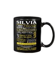 Silvia - Sweet Heart And Warrior Mug thumbnail