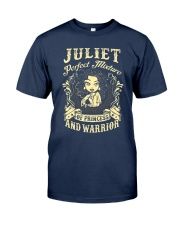 PRINCESS AND WARRIOR - Juliet Classic T-Shirt thumbnail