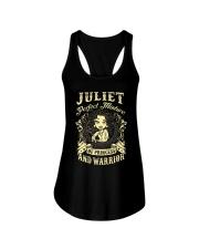 PRINCESS AND WARRIOR - Juliet Ladies Flowy Tank thumbnail
