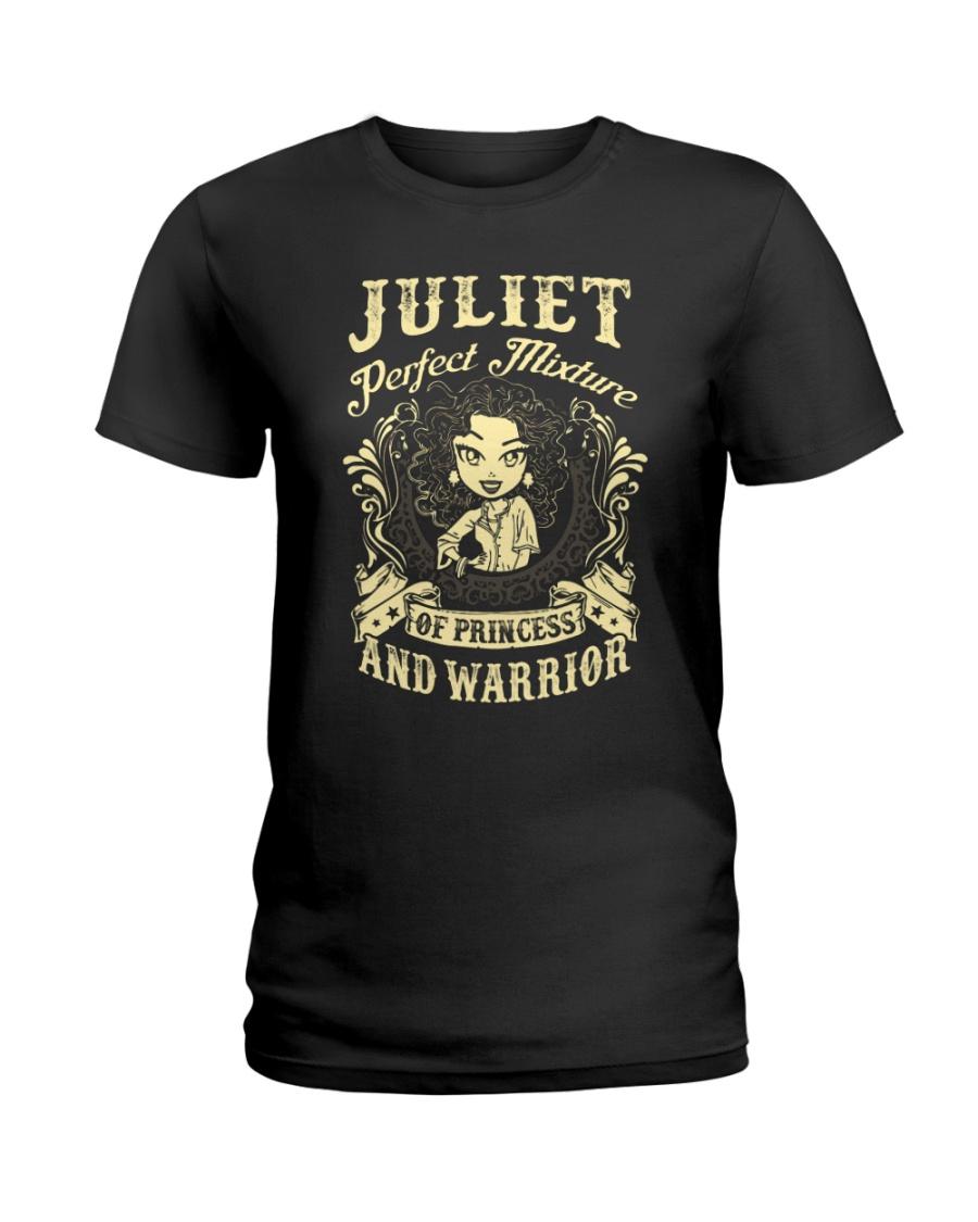 PRINCESS AND WARRIOR - Juliet Ladies T-Shirt