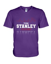 STANLEY - Team DS02 V-Neck T-Shirt thumbnail