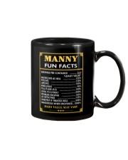 Manny fun facts Mug thumbnail