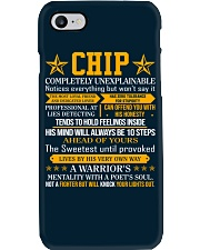 Chip - Completely Unexplainable Phone Case thumbnail