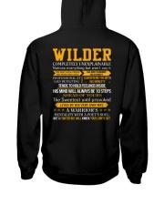 Wilder - Completely Unexplainable Hooded Sweatshirt thumbnail
