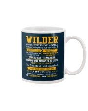 Wilder - Completely Unexplainable Mug thumbnail