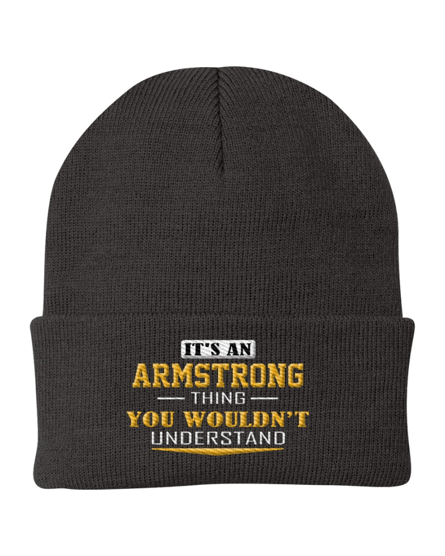 ARMSTRONG - Thing You Wouldnt Understand Knit Beanie