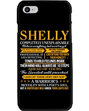 SHELLY - COMPLETELY UNEXPLAINABLE BR Phone Case thumbnail