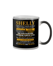 SHELLY - COMPLETELY UNEXPLAINABLE BR Color Changing Mug thumbnail