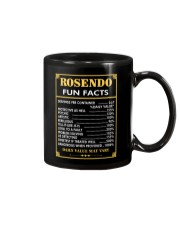 Rosendo fun facts Mug thumbnail