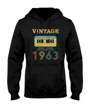 Vintage 1963 Hooded Sweatshirt thumbnail