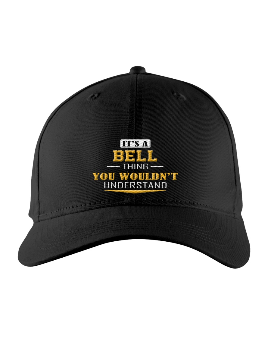 BELL - Thing You Wouldnt Understand Embroidered Hat