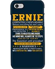 Ernie - Completely Unexplainable Phone Case thumbnail