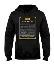 Roy fun facts Hooded Sweatshirt thumbnail