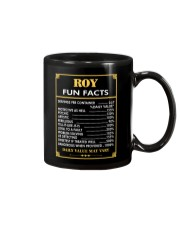 Roy fun facts Mug thumbnail