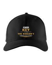 KEY - Thing You Wouldnt Understand Embroidered Hat front