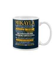 MIKAYLA - COMPLETELY UNEXPLAINABLE Mug thumbnail