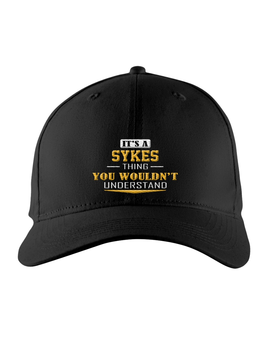 SYKES - Thing You Wouldnt Understand Embroidered Hat