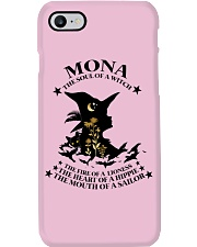 Mona The soul of a Witch BR Phone Case i-phone-7-case