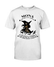 Mona The soul of a Witch BR Classic T-Shirt thumbnail