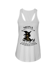 Mona The soul of a Witch BR Ladies Flowy Tank thumbnail