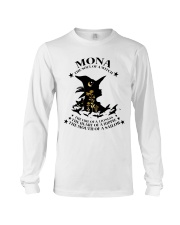 Mona The soul of a Witch BR Long Sleeve Tee thumbnail