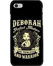 PRINCESS AND WARRIOR - DEBORAH Phone Case thumbnail
