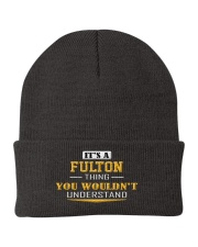 FULTON - Thing You Wouldnt Understand Knit Beanie thumbnail