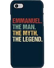 THE LEGEND - Emmanuel Phone Case thumbnail