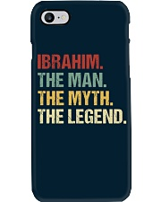 THE LEGEND - ibrahim Phone Case thumbnail